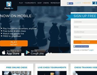 Thumbshot of Chesscube.com