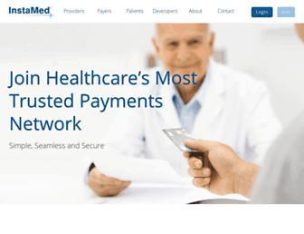 instamed.com screenshot