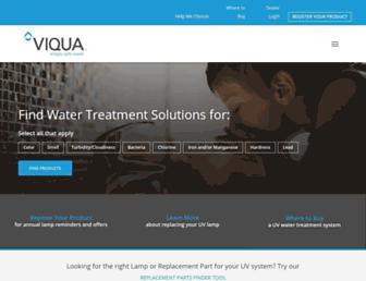 viqua.com screenshot