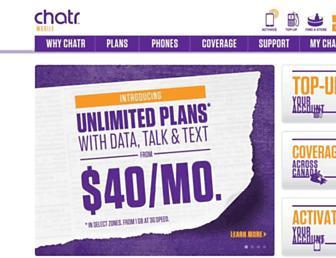 Thumbshot of Chatrwireless.com
