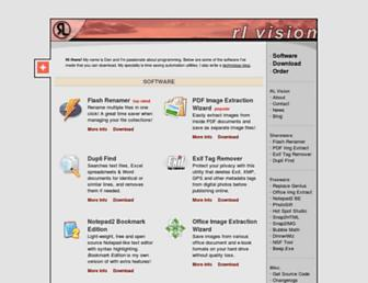 rlvision.com screenshot