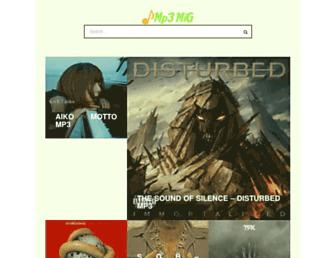 mp3mig.com screenshot
