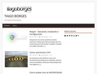 tiagoborges.net screenshot