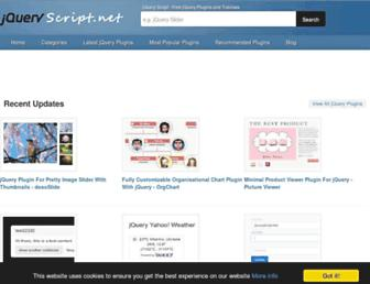 Thumbshot of Jqueryscript.net