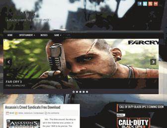 forgreatgamers.blogspot.com screenshot