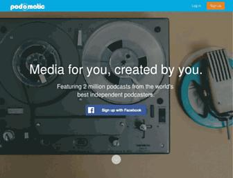 podomatic.com screenshot