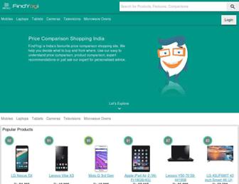 findyogi.com screenshot