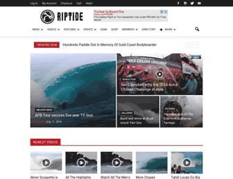 Thumbshot of Riptidemag.com.au