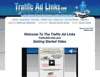 Thumbshot of Trafficadlinks.com