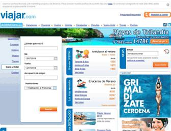 Thumbshot of Viajar.com