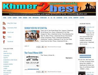 khmer2best.blogspot.com screenshot