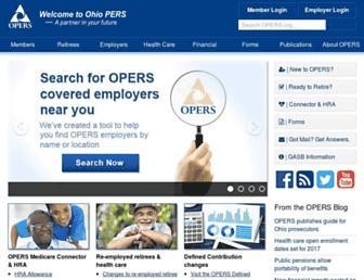 opers.org screenshot
