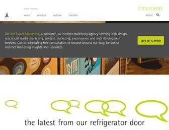 towermarketing.net screenshot