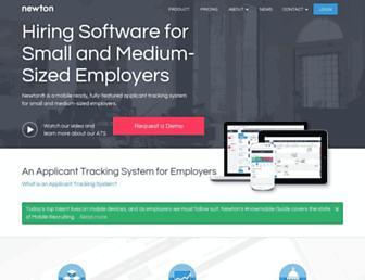 Thumbshot of Newtonsoftware.com