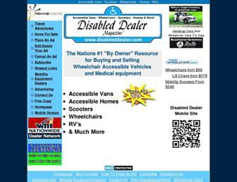 disableddealer.com screenshot
