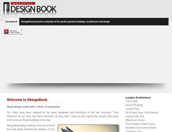 designbookmag.com screenshot