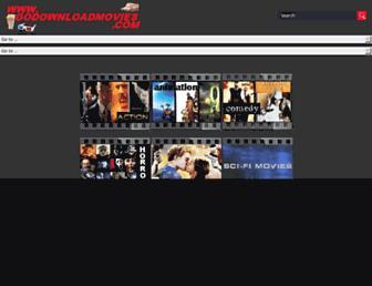 godownloadmovies.com screenshot