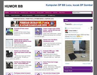 humorbb.blogspot.com screenshot