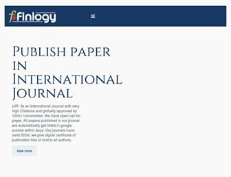 onlinejournal.in screenshot