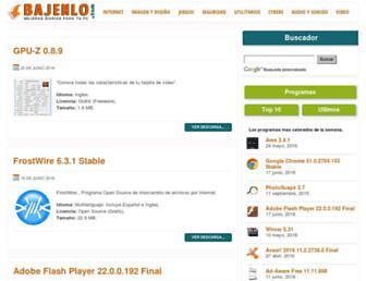 bajenlo.com screenshot
