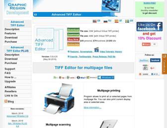 tiffedit.com screenshot