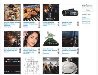 guiperhelenme.bandcamp.com screenshot