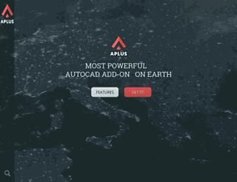 cadaplus.com screenshot