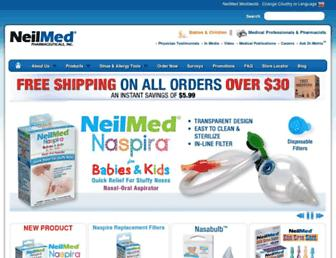 Thumbshot of Neilmed.com