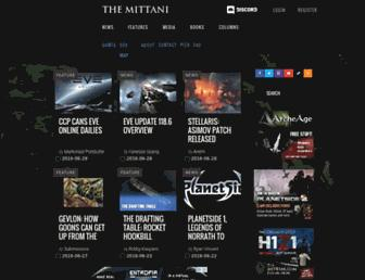 Thumbshot of Themittani.com