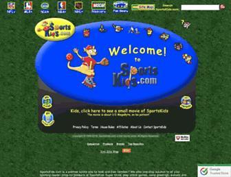 sportskids.com screenshot