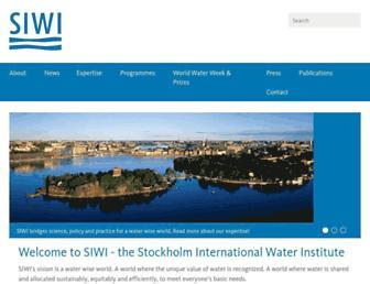 siwi.org screenshot