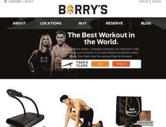 Thumbshot of Barrysbootcamp.com