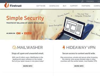 Thumbshot of Firetrust.com