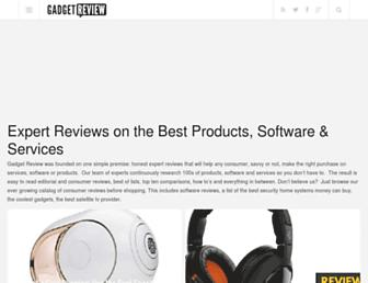 gadgetreview.com screenshot