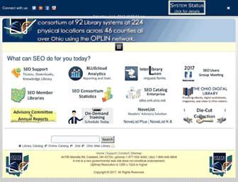 servingeveryohioan.org screenshot