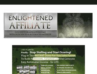 Thumbshot of Enlightenedaffiliate.com