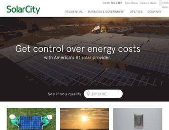 Thumbshot of Solarcity.com