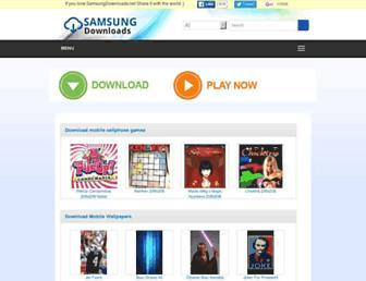 samsungdownloads.net screenshot