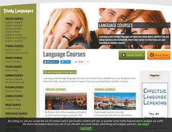 Thumbshot of Studylanguages.org
