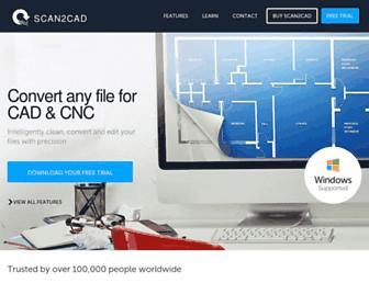 scan2cad.com screenshot