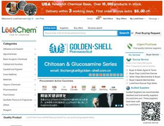 Thumbshot of Lookchem.com