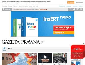 Thumbshot of Prawna.pl