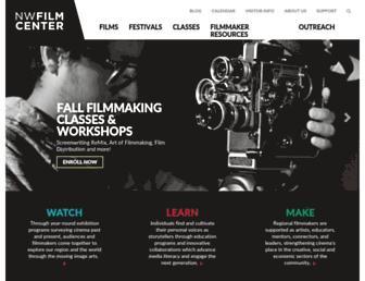 nwfilm.org screenshot