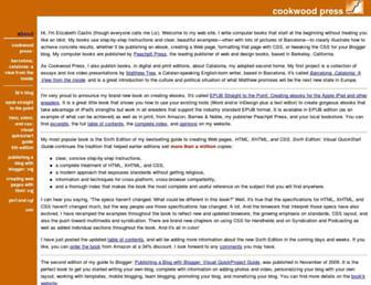 elizabethcastro.com screenshot