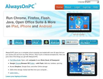 Thumbshot of Alwaysonpc.com