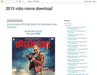 2013vidiomoviedownloadx.blogspot.com screenshot