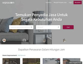 sejasa.com screenshot
