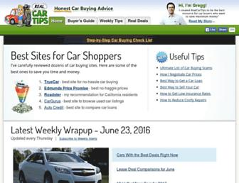 realcartips.com screenshot