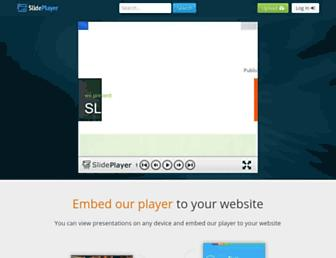 Thumbshot of Slideplayer.us