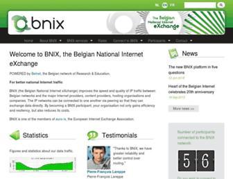 bnix.net screenshot